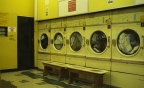 Wilsedon laundrette Film still001