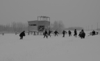 Snowball-Fight-in-Winter-Saskathchewan